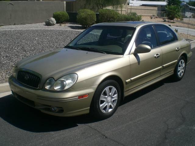 2003 Hyundai Sonata Lx For Sale In Las Vegas Nevada