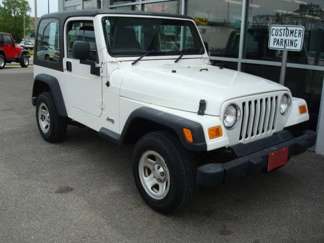 2003 jeep wrangler sport for sale in winona minnesota classified. Black Bedroom Furniture Sets. Home Design Ideas