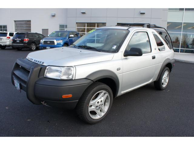 2003 land rover freelander se3 for sale in salem oregon. Black Bedroom Furniture Sets. Home Design Ideas