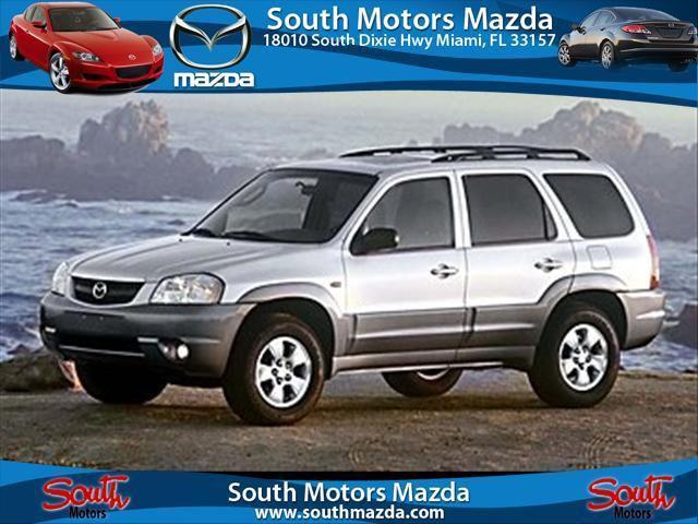2003 Mazda Tribute ES V6 for Sale in Miami, Florida Classified ...