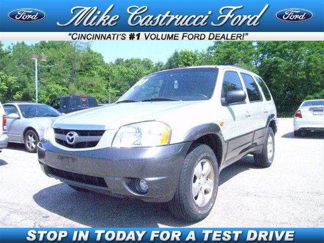 2003 Mazda Tribute LX V6 for Sale in Milford, Ohio Classified ...