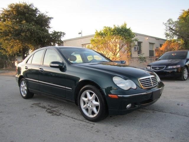 2003 mercedes benz c class c240 for sale in miami florida