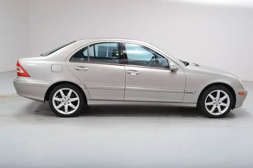 2003 mercedes benz c class sedan c230 kompressor sport for sale in guthrie north carolina. Black Bedroom Furniture Sets. Home Design Ideas