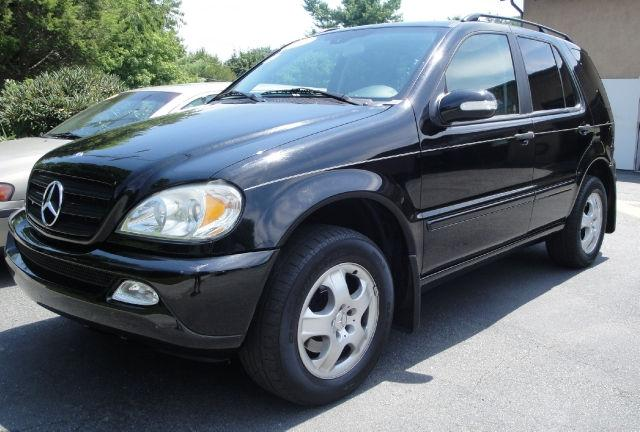 2003 mercedes benz m class ml350 4matic for sale in boone for 2003 mercedes benz ml 350