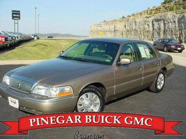 2003 mercury grand marquis ls for sale in branson missouri classified. Black Bedroom Furniture Sets. Home Design Ideas