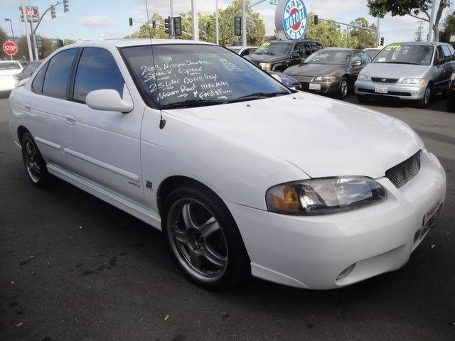 2003 nissan sentra se r spec v for sale in san leandro for Bay city motors san leandro ca