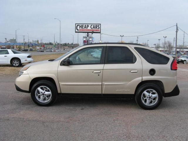 2003 pontiac aztek for sale in sioux falls south dakota classified. Black Bedroom Furniture Sets. Home Design Ideas