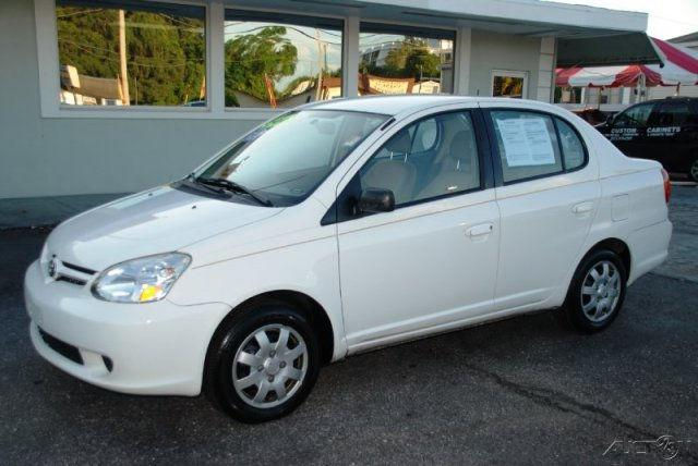 2003 toyota echo for sale in tampa florida classified. Black Bedroom Furniture Sets. Home Design Ideas