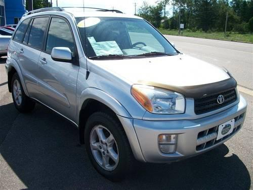 2003 toyota rav4 sport utility for sale in lake george wisconsin classified. Black Bedroom Furniture Sets. Home Design Ideas