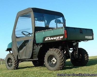 2004 polaris ranger 500 service manual