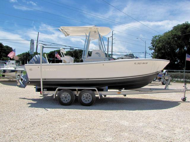 2004 21' Regulator 21SF Center Console Boat for Sale by