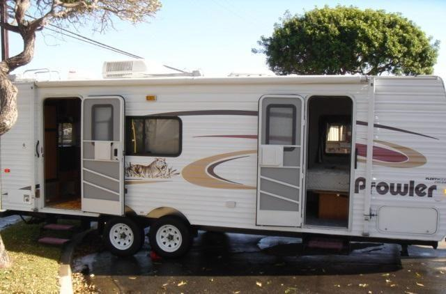 2004 25 39 Fleetwood Prowler Travel Trailer For Sale In Garden Grove California Classified