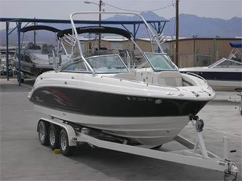 2004 26 Chaparral 256 Ssi Open Bow For Sale In Havasu