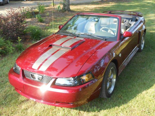 2004 40th anniversary ford mustang convertible gt for sale in hiddenite north carolina. Black Bedroom Furniture Sets. Home Design Ideas