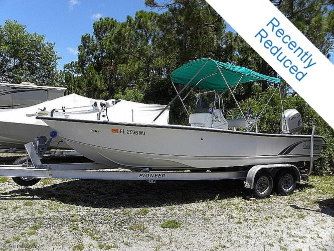2004 action craft 2110 coastal bay 2110te for sale in for Action craft boat parts