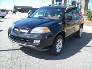 2004 Acura  on 2004 Acura Mdx Touring Pkg    15633  Hickory  North Carolina  For Sale