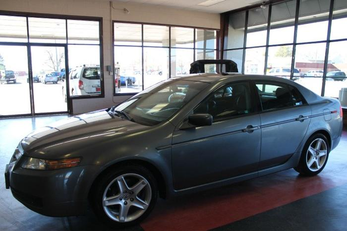 2004 acura tl 6 speed manual for sale in longmont colorado classified. Black Bedroom Furniture Sets. Home Design Ideas