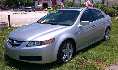 2004 acura tl a spec 6 speed manual transmission for sale in dania florida classified. Black Bedroom Furniture Sets. Home Design Ideas
