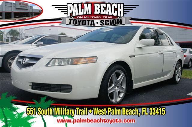 2004 acura tl for sale in west palm beach florida. Black Bedroom Furniture Sets. Home Design Ideas
