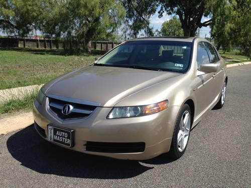 2004 acura tl for sale in san antonio texas classified. Black Bedroom Furniture Sets. Home Design Ideas
