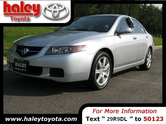 2004 Acura Tsx For Sale In Midlothian Virginia Classified