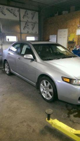 Acura TSX With Navigation For Sale In Cowan Pennsylvania - 2004 acura tsx navigation