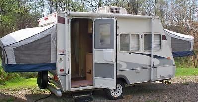 2004 Aerolite Cub Camper