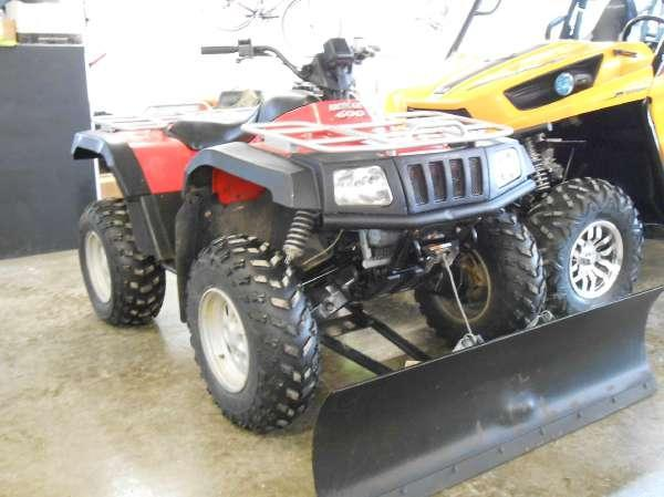 2004 arctic cat 400 4x4 for sale in howell michigan classified. Black Bedroom Furniture Sets. Home Design Ideas