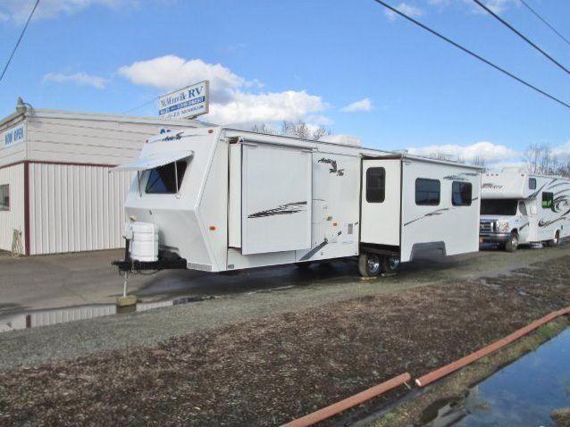 2004 Arctic Fox travel trailer...30 ft…2 slideouts(Sale ...
