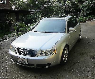 2004 audi a4 quattro base sedan 4 door 1 8l for sale in seattle washington classified. Black Bedroom Furniture Sets. Home Design Ideas