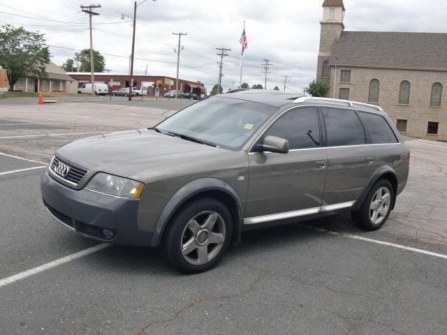 2004 audi allroad 2 7t for sale in fort mill south carolina classified. Black Bedroom Furniture Sets. Home Design Ideas