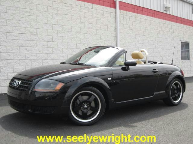 2004 audi tt roadster for sale in paw paw michigan classified. Black Bedroom Furniture Sets. Home Design Ideas