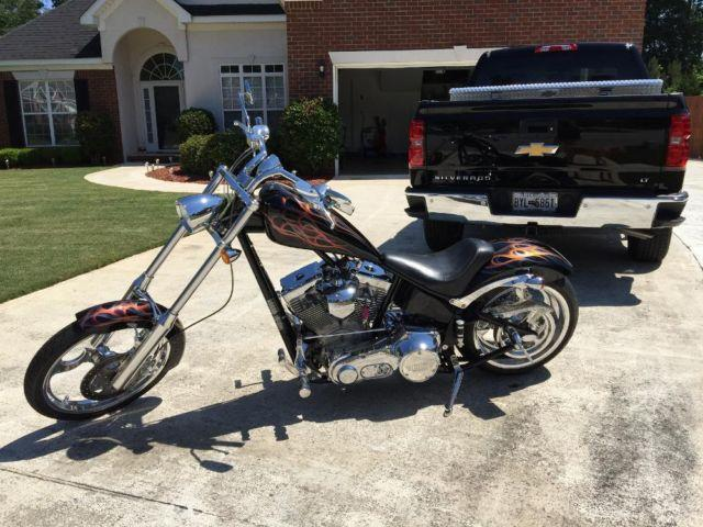 2004 Big Dog Chopper