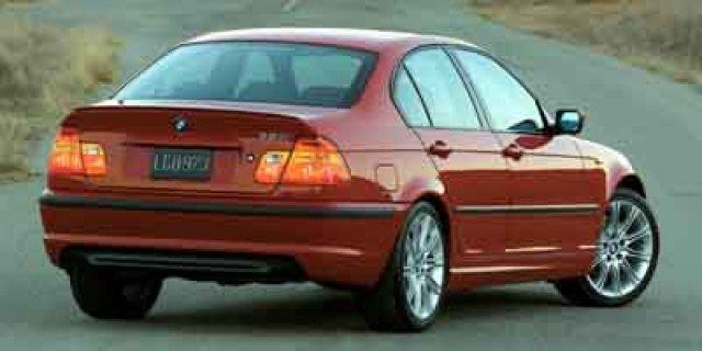 2004 BMW 3 Series 325i 325i 4dr Sedan