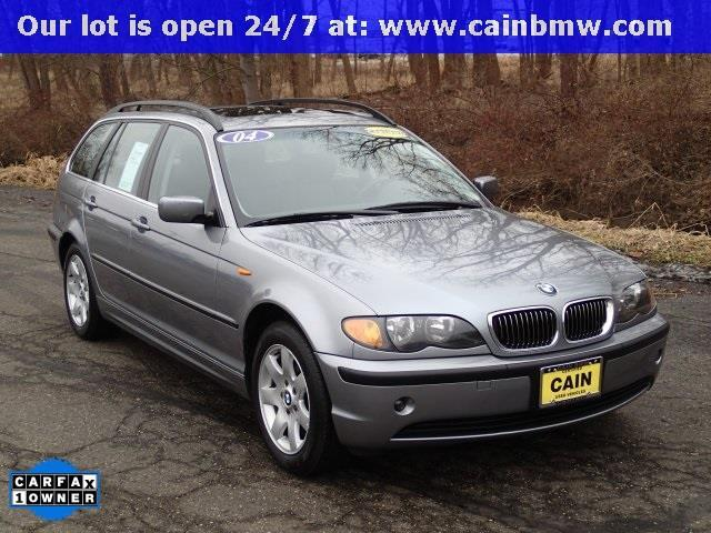 2004 BMW 3 Series 325xi AWD 325xi 4dr Sport Wagon