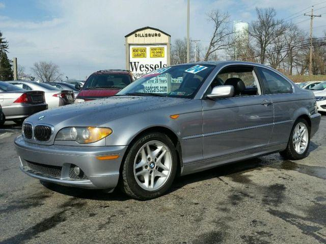 2004 bmw 3 series coupe 325ci for sale in bermudian pennsylvania classified. Black Bedroom Furniture Sets. Home Design Ideas