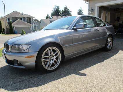 2004 BMW 330CI 2dr Coupe