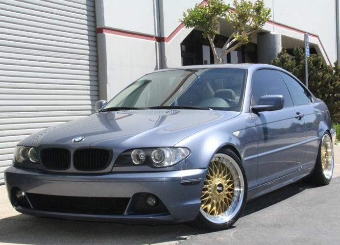 2004 BMW 330Ci 330i Coupe Sport with SMG manual transmission for ...