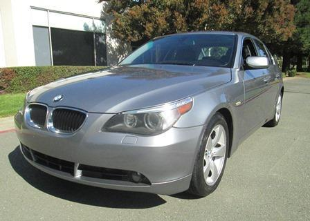 2004 bmw 5 series 530i sedan 4d for sale in concord california classified. Black Bedroom Furniture Sets. Home Design Ideas