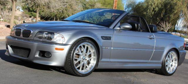 2004 bmw m3 convertible grey manual 6spd hot for sale in las vegas nevada classified. Black Bedroom Furniture Sets. Home Design Ideas