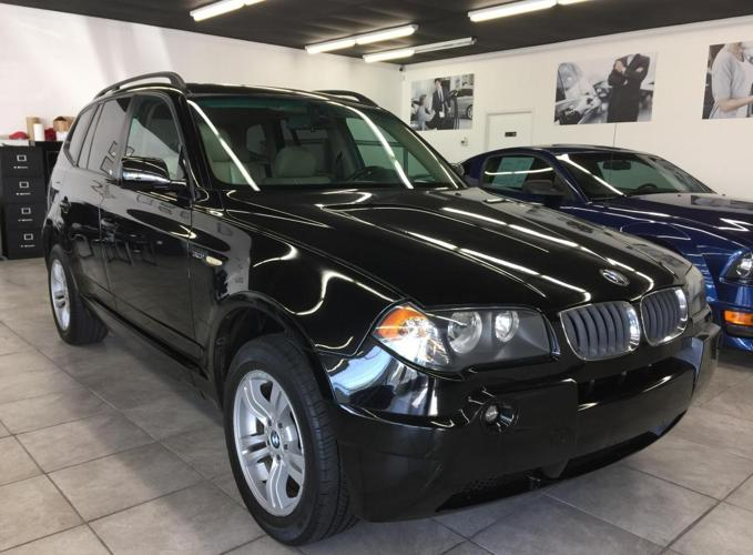 2004 BMW X3 4dr Black! SUV! Loaded! All Power! 6 cylinder! Family size