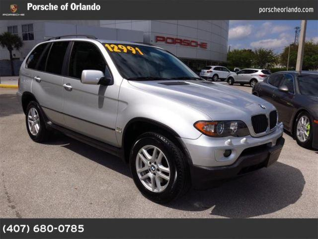 2004 bmw x5 for sale in eatonville florida classified. Black Bedroom Furniture Sets. Home Design Ideas
