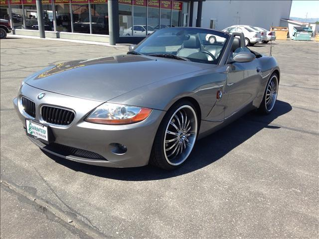 2004 Bmw Z4 2dr Roadster 3 0i For Sale In Logan Utah