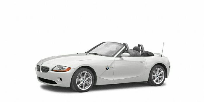2004 BMW Z4 3.0i 3.0i 2dr Roadster
