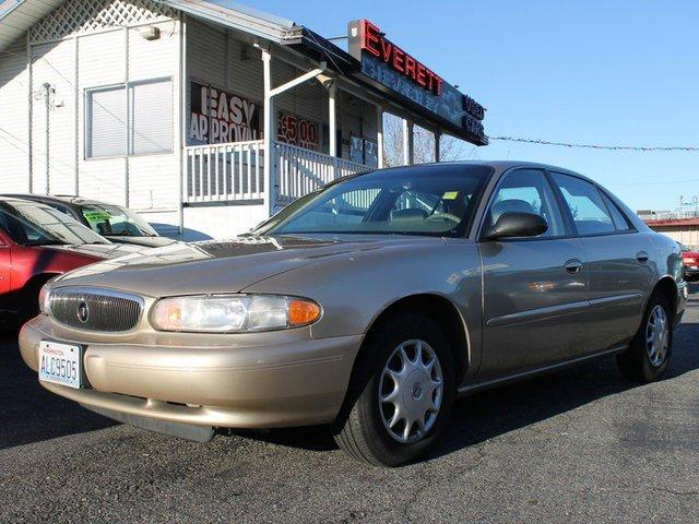2004 Buick Century Custom 4dr Sedan For Sale In Everett