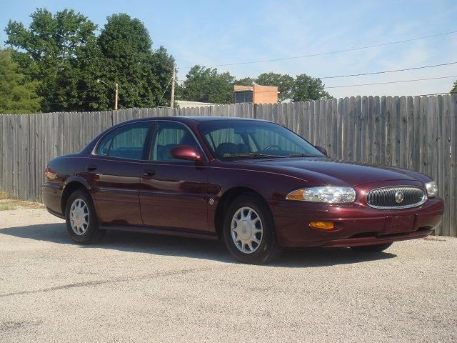 2004 buick lesabre custom for sale in nashville illinois. Black Bedroom Furniture Sets. Home Design Ideas