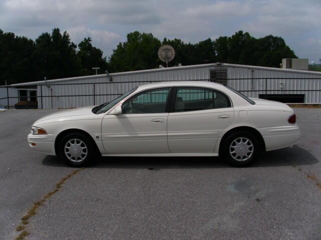 2004 buick lesabre custom for sale in laurens south. Black Bedroom Furniture Sets. Home Design Ideas