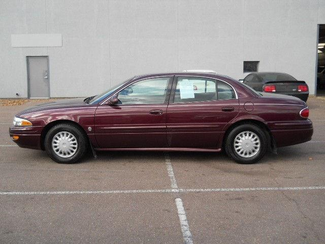 2004 buick lesabre custom for sale in sioux falls south. Black Bedroom Furniture Sets. Home Design Ideas
