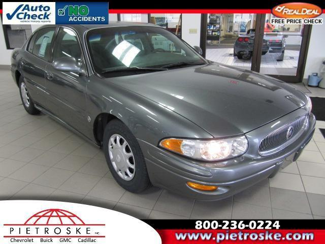 2004 buick lesabre custom for sale in manitowoc wisconsin classified. Black Bedroom Furniture Sets. Home Design Ideas