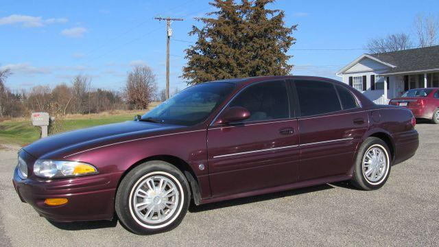 2004 buick lesabre custom for sale in stanton michigan. Black Bedroom Furniture Sets. Home Design Ideas